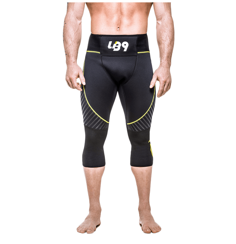 2mm Neoprene 3/4 Pant