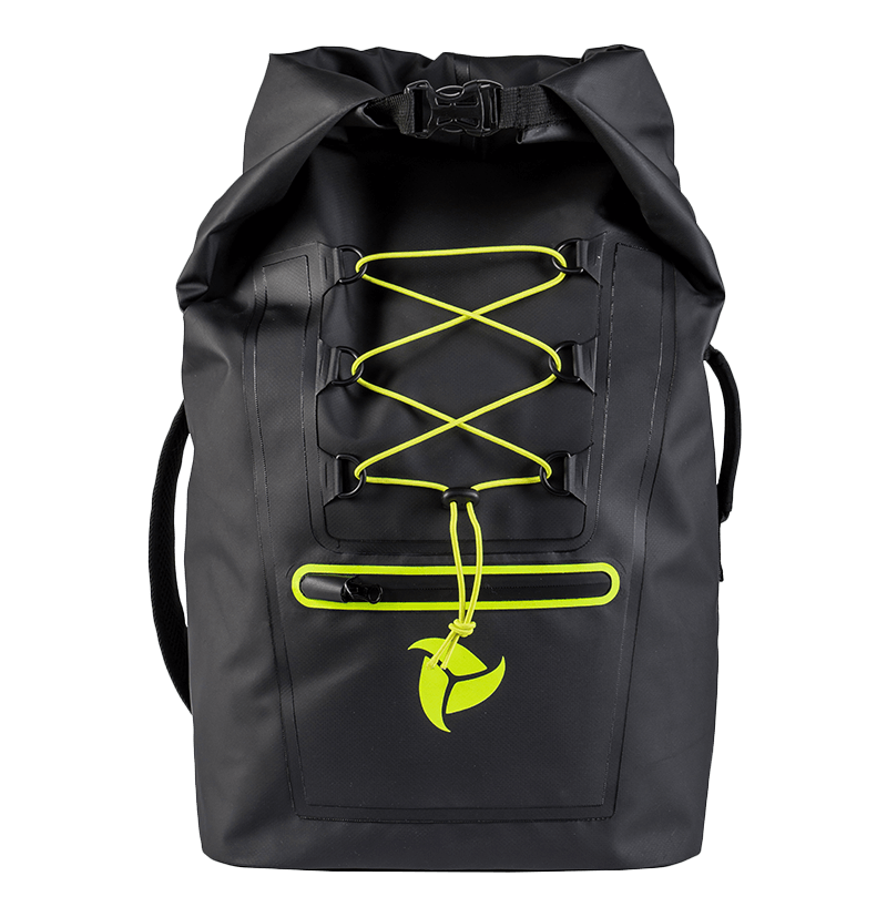 LB9 DRYBAG 30L - BLACK&YELLOW