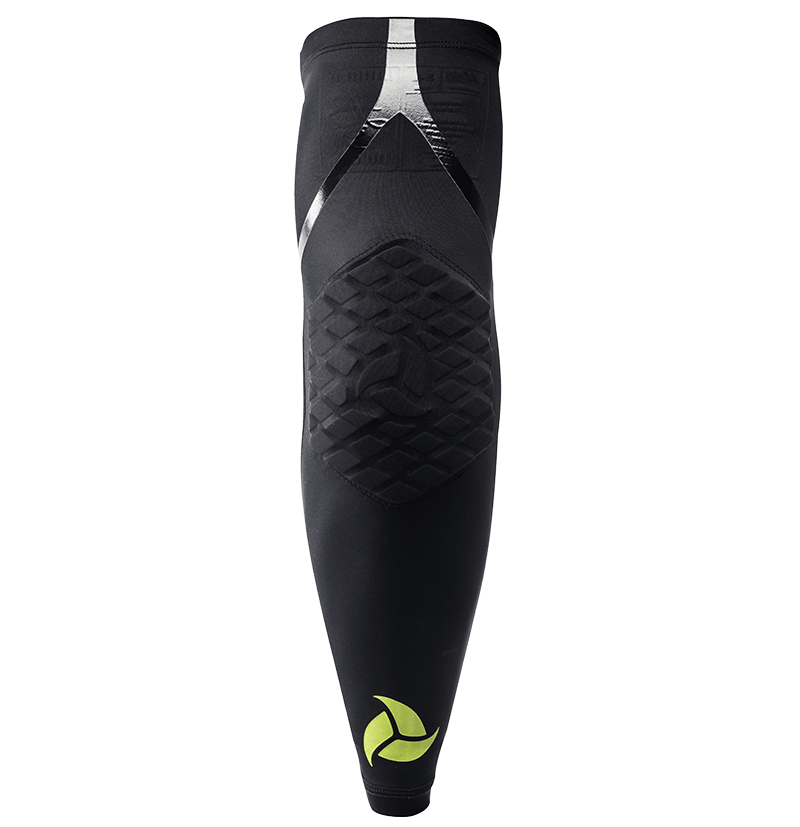 Arm Elbow Protection Shooter Sleeve Black