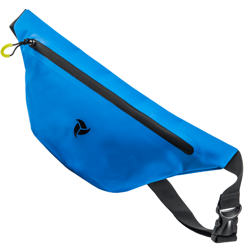 LB9 WAISTBAG - BLUE