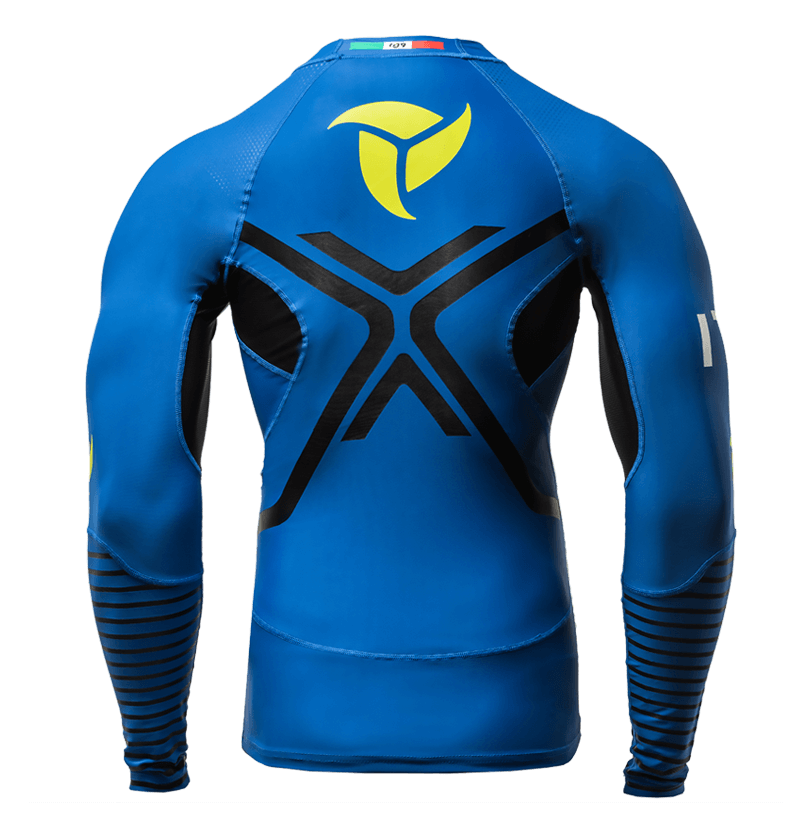 Official Italian Team L/S Rash Guard